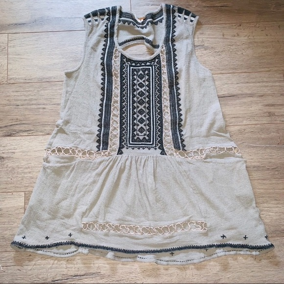 Free People Tops - Free People Tunic size M